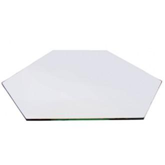Стекло шестигранное для 3D принтера Prism Mini