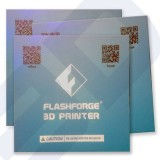 FlashForge Finder Platform Surface