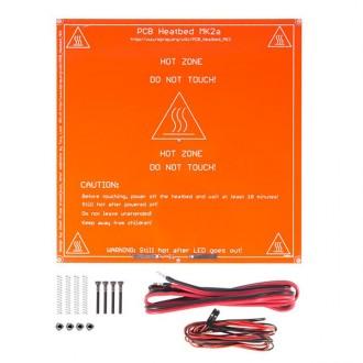 Подогреваемая платформа для печати MK2a Heatbed Kit