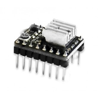 Драйвер шагового двигателя для контроллера 3DW-DRV8825-02