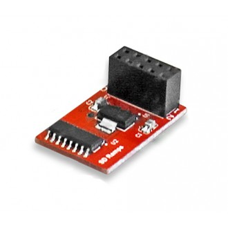 Модуль для подключения слота MicroSD карты к 3D принтеру