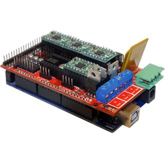 Комплект (Arduino+Ramps+4 драйвера)