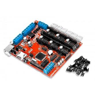 Контроллер 3D принтера RepRap-Megatronics v2.0.