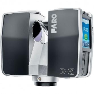 FARO Focus 3D X 130 | Профессиональный 3D сканер