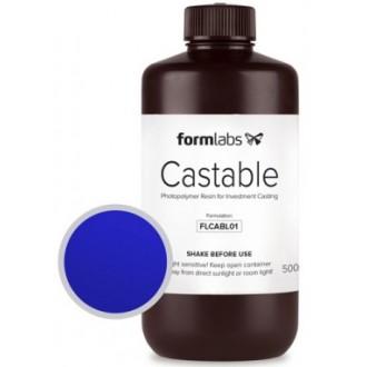 Купить смолу для Formlabs, цена 22900, Castable FormLabs, ювелирная смола