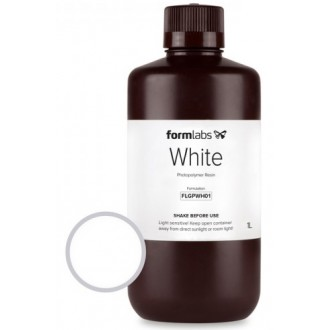 Смола для Formlabs White Resin, купить в Воронеже, цена 22900р. Интернет магазин 3D принтеров