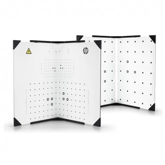 Калибровочный лист для 3D сканера Hewlett Packard