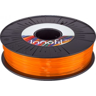 PLA пластик INNOFIL3D |  Оранжевый полупрозрачный