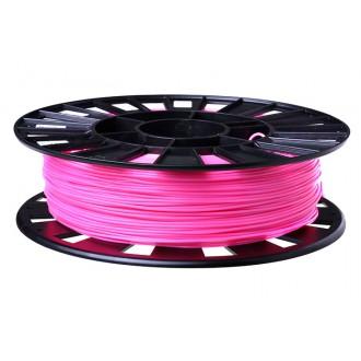 Flex пластик REC для 3D принтера | Розовый цвет