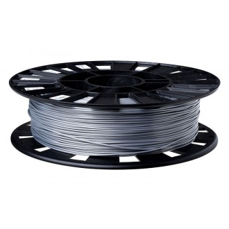 Flex пластик REC для 3D принтера | Серебристый цвет