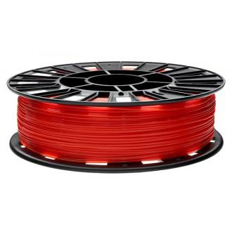 Красный PLA пластик REC