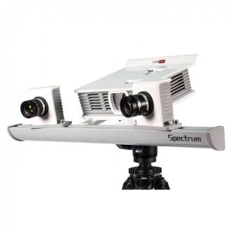 3D сканер RangeVision Spectrum | Профессиональный 3D сканер