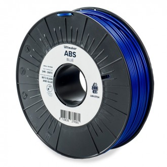 Синий ABS пластик Ultimaker