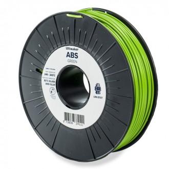 Зеленый ABS пластик Ultimaker Green