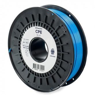CPE пластик Ultimaker синий