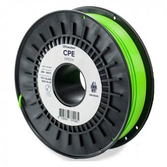 CPE пластик Ultimaker зеленый