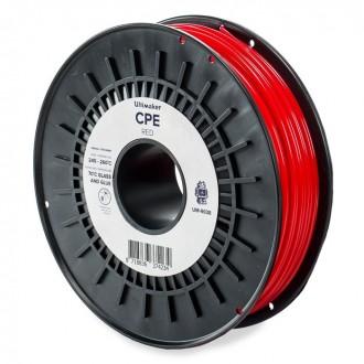 CPE пластик Ultimaker красный