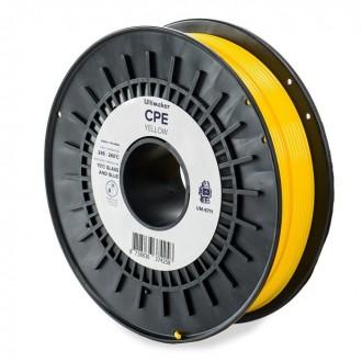 CPE пластик Ultimaker желтый