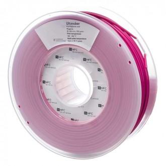 Розовый PLA пластик Ultimaker Magenta