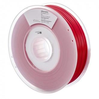 Красный PLA пластик Ultimaker Red