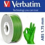 PLA пластик VERBATIM Зеленый