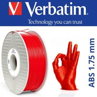Verbatim PLA | Красный