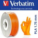 PLA пластик VERBATIM Оранжевый