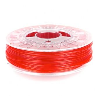 PLA пластик ColorFabb красный цвет | Прозрачный PLA