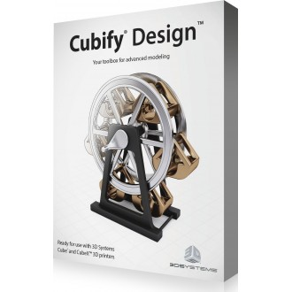 Cubify Design | 3D Systems | ПО для 3D моделирования