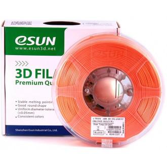 ABS пластик ESUN | Оранжевый цвет