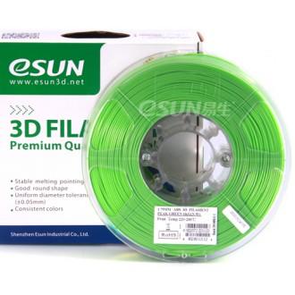 ABS пластик ESUN | Ярко-зеленый цвет