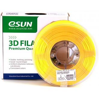 ABS пластик ESUN желтый