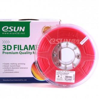 PLA пластик ESUN для 3D принтера | Розовый цвет