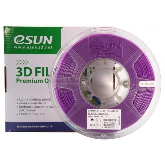PLA пластик ESUN | Фиолетовый цвет