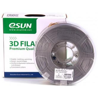 PLA пластик ESUN для 3D принтера | Серебристый цвет