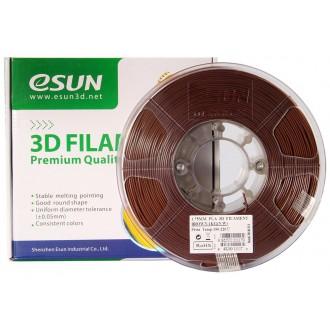 Коричневый PLA пластик Esun