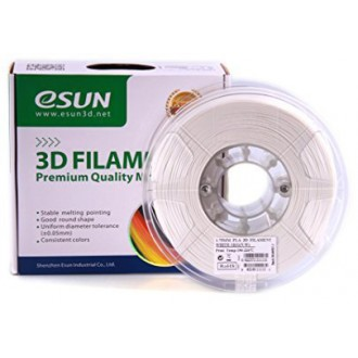 PLA пластик ESUN | Белый цвет