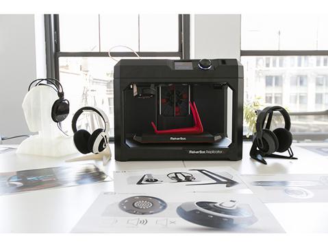 Подставка для наушников от MakerBot