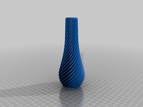 Ваза 3D модель