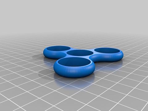 3D модель спиннера