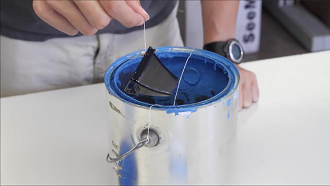 Извлекаем ABS пластик из ацетона
