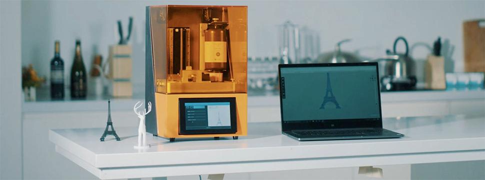 Анонс 3D принтеров Dazz3D