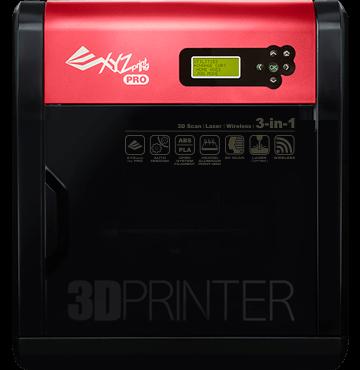 3D принтер Xyz Printing Pro 3-in-1