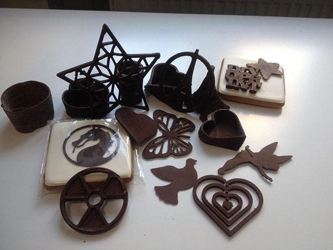 Chocola3D шоколадный принтер