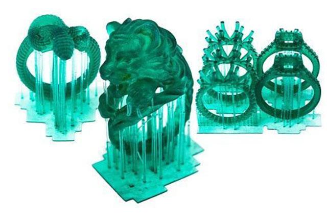 3DSystems ProJet 1200 лучший 3D принтер для стомотологии