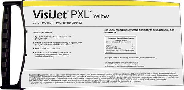 Материал для печати на 3D принтере ProJet 160