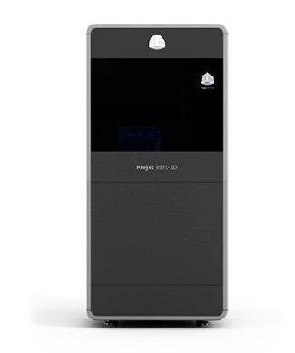 Профессиональный 3D принтер ProJet MJP 3510SD
