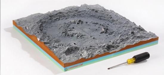 Пример печати на цветном 3D принтере