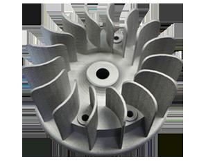 Образец печати на 3D принтере ProX 100