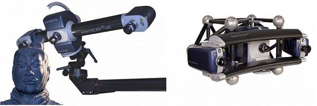 3D сканер AICON Breuckmann SmartScan HE